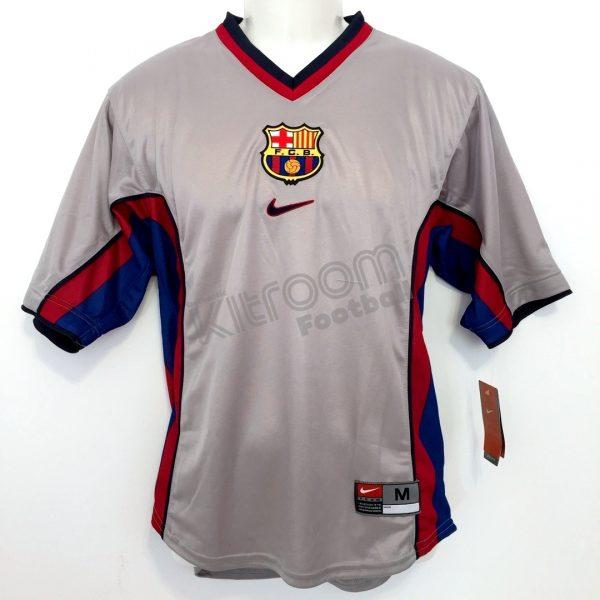 low priced 3c063 21a4e 1999-00 Barcelona Away Shirt Nike *BNWT* M