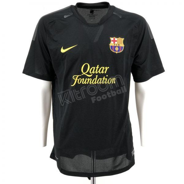 Barcelona V.Valdes 1 2011-12 Football Shirt Name Set Home /& Away