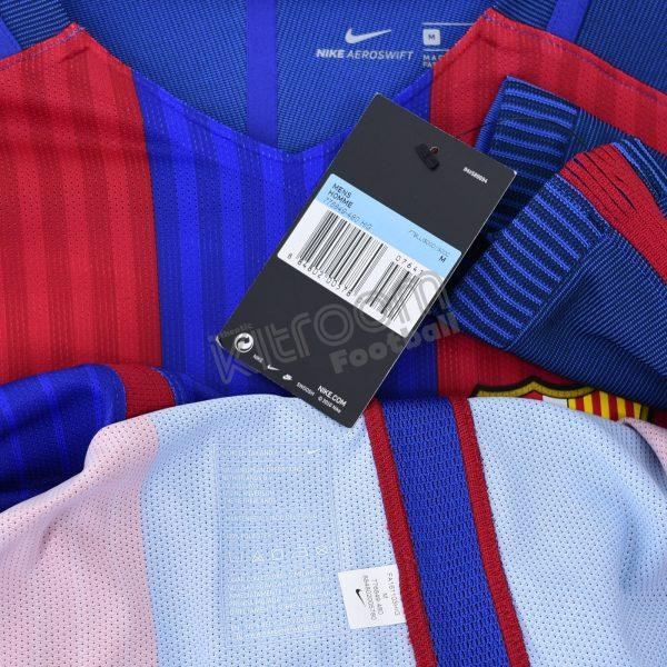 2016-17 Barcelona Player Issue Vapor Match UCL Home Shirt Nike *BNWT* M