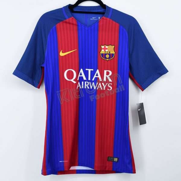 new arrivals 68f79 a2852 2016-17 Barcelona Player Issue Vapor Match UCL Home Shirt Nike *BNWT* M
