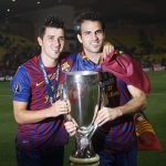 FC Barcelona UEFA Super Cup Celebration 5