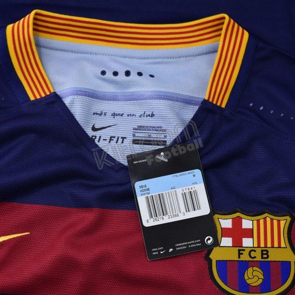 online store b98ac 5ce6d 2015-16 Barcelona Player Issue Home Shirt Beko Nike *BNWT* M