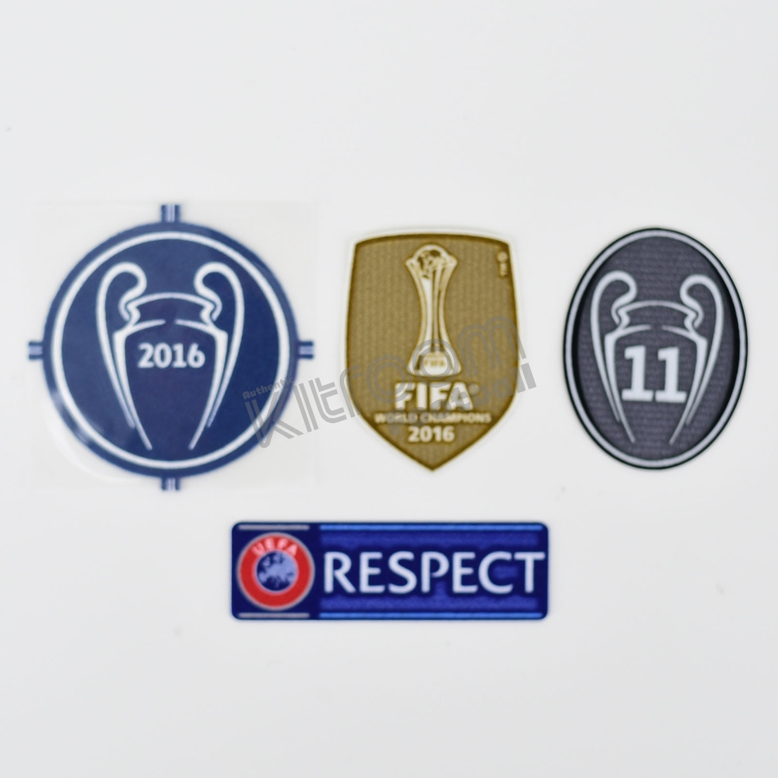 MDT Respect 12 BOH Official Champions League Final Real Madrid 2017 Winner