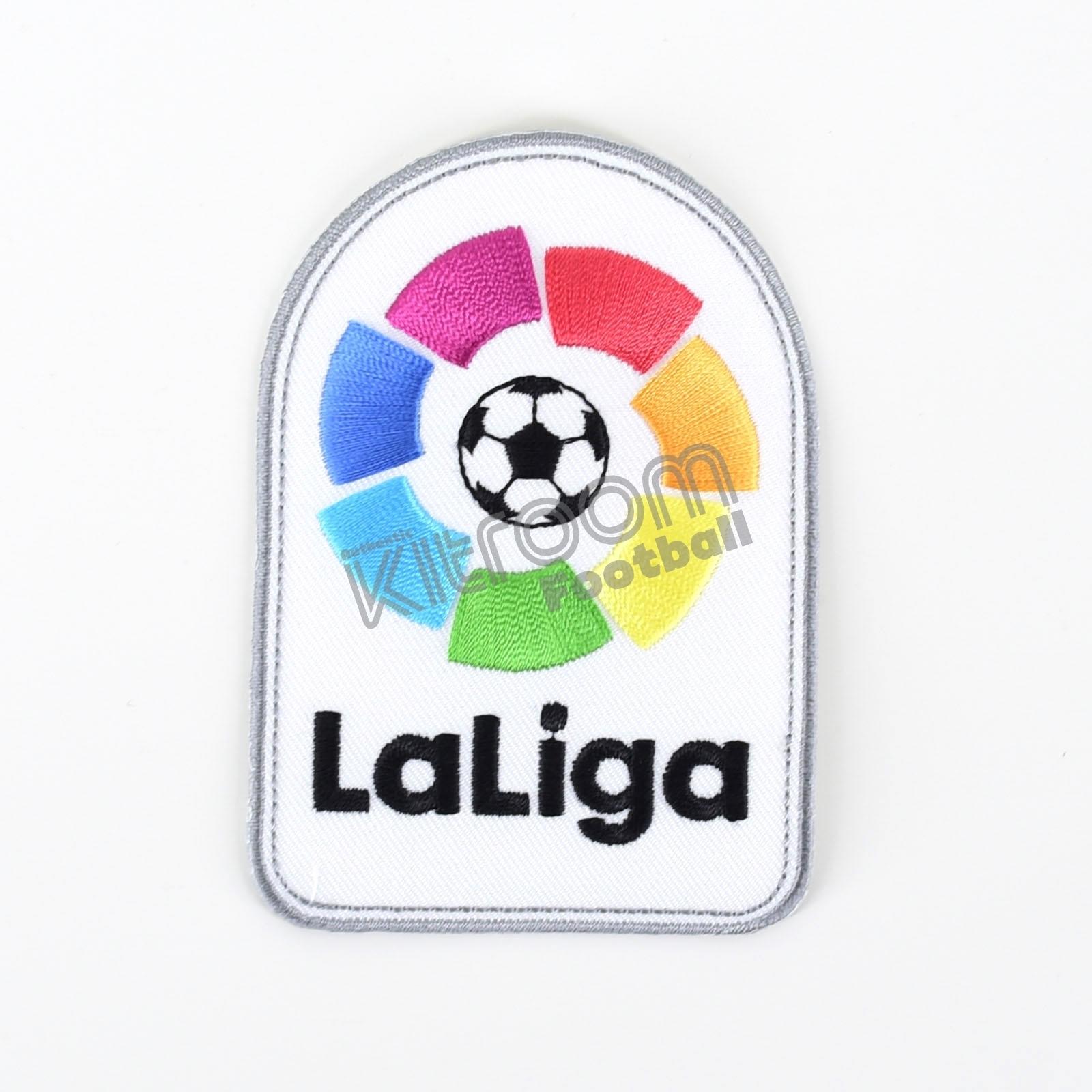 La Liga: 2016-19 La Liga Embroidery Player Issue Patch