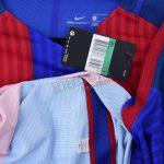 2016-17 Barcelona Player Issue Vapor Match UCL Home Shirt Nike *BNWT* XL