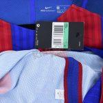 2016-17 Barcelona Player Issue Vapor Match UCL Home L/S Shirt Nike *BNWT* XL