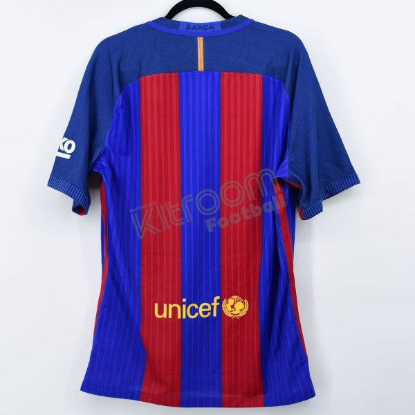2016-17 Barcelona Player Issue Vapor Match Home Shirt Nike *BNWT* XL