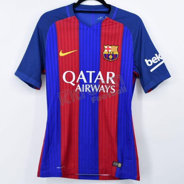 b611d86b9 2016-17 Barcelona Player Issue Vapor Match Home Shirt Nike  BNWT  M ...