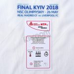 2017-18 Real Madrid Champions League Final Kyiv 2018 Player Issue Match Details MDT Avery