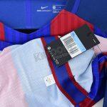 2016-17 Barcelona Player Issue Vapor Match Home L/S Shirt Nike *BNWT* M