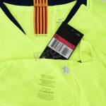 2018-19 Barcelona Player Issue Away Shirt Vaporknit Nike *BNWT* L