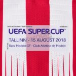 2017-18 Atlético Madrid Uefa Supercup 2018 vs Real Madrid Player Issue Match Details MDT Sipesa