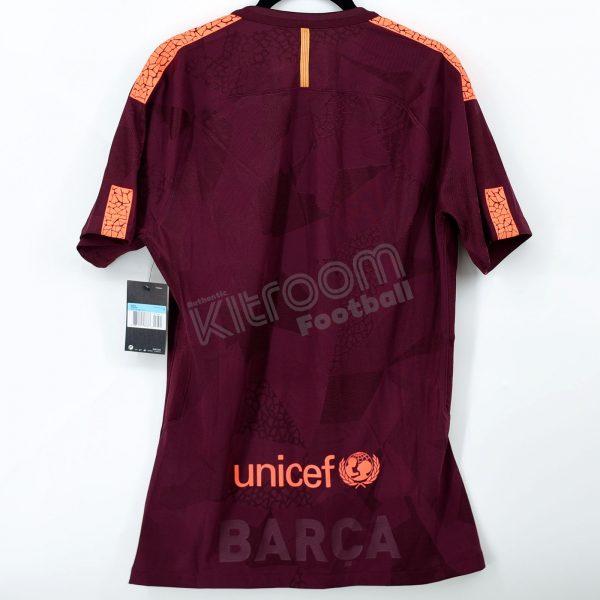 cheap for discount 0c60a 8b87e 2017-18 Barcelona Player Issue Third Shirt Nike *BNWT* M