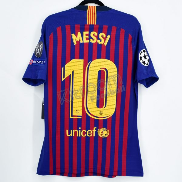 abe39fa721e 2018-19 Barcelona Player Issue Home Shirt  10 MESSI Champions League XL.  New! IMG 0106. IMG 0107.  DSC2349