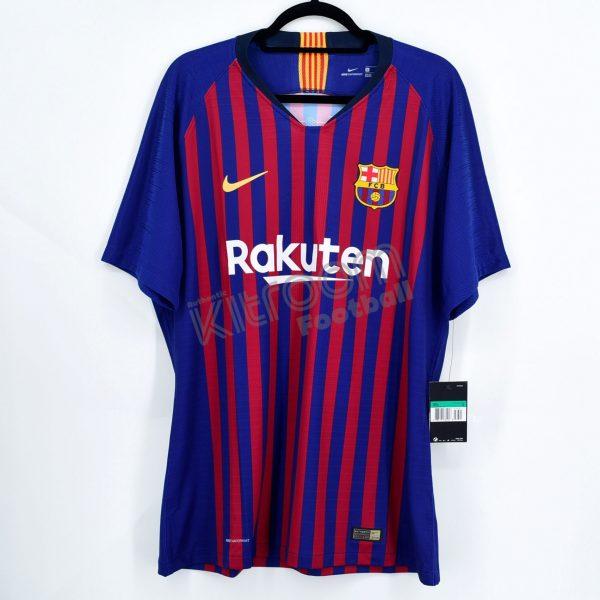 2018 Barcelona Issue 19 Home NikebnwtXl Player Vaporknit Shirt T1cFKJl