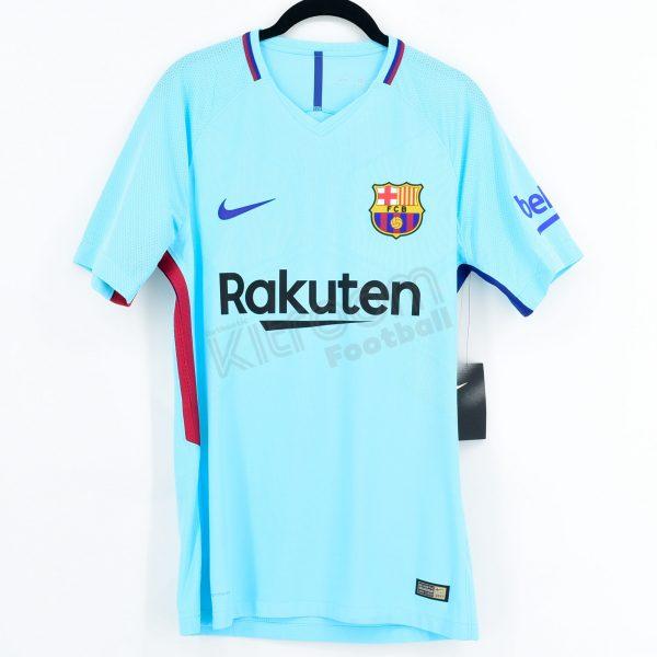 san francisco e34da 5e13c 2017-18 Barcelona Player Issue Away Shirt Beko Nike *BNWT* M