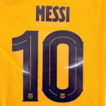 2019-20 Barcelona Player Issue Champions League Name Set- (12)