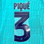 2019-20 Barcelona Player Issue Champions League Name Set- (2)