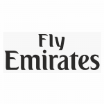 FLY EMIRATES BLACK