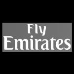 FLY EMIRATES WHITE