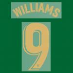 WILLIAMS AWAY 2019-20