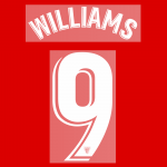 WILLIAMS HOME ATHLETIC 2019-20
