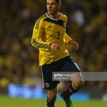 Pedro Franco of Colombia (Photo by AMA/Corbis via Getty Images)