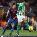 2011 Spanish La Liga Barcelona v Betis Spain Jan 15th