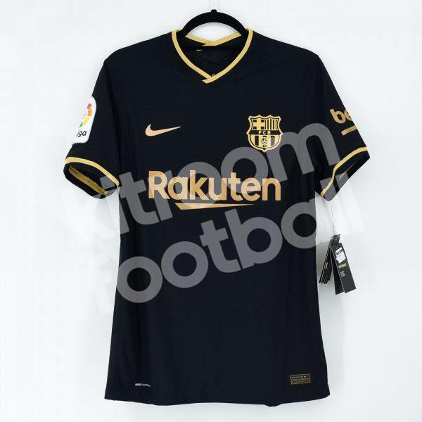 2020 21 Barcelona Away Match Shirt 10 Messi La Liga Kitroom Football