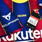 2020-21 Barcelona Home Match Shirt #10 MESSI Gamper Trophy3