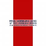 2010 Atlético Madrid Final Hamburg vs Fulham MDT Europa Leauge